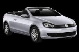 VW GOLF CABRIO